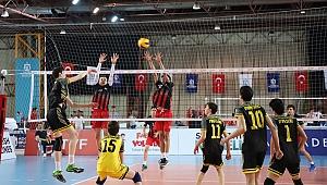 Küçükler Kategorisi Altyapı Türkiye Şampiyonası'nda 2. Gün Sona Erdi