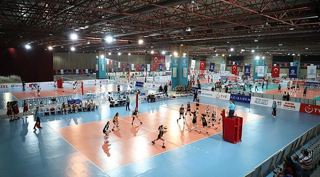 Küçükler Türkiye Şampiyonası'nda Finalistler Belli Oldu