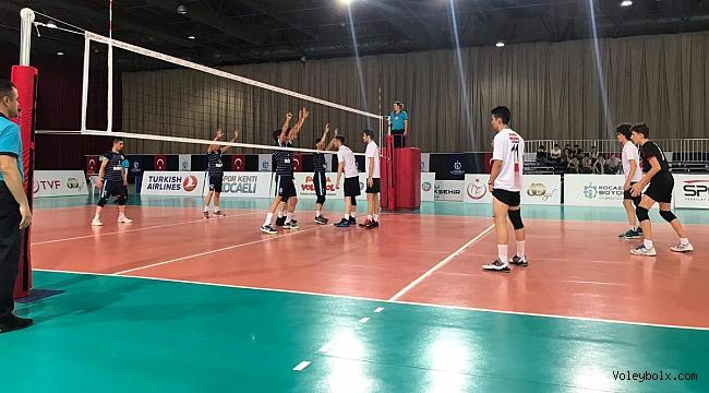 Küçükler Türkiye Şampiyonası'nda Yarı Finalistler Belli Oldu