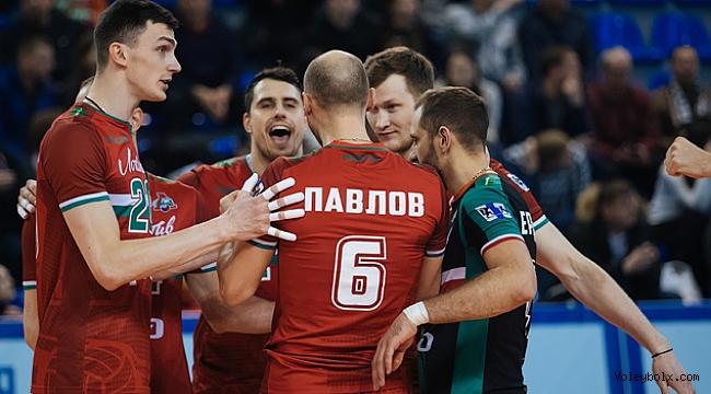 Lokomotiv Novosibirsk, Rusya'da sezonu 5. tamamladı