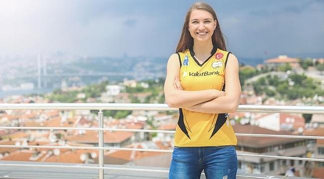 Meliha İsmailoğlu: VakıfBank formasıyla Şampiyonlar Ligi'ni kazanmak istiyorum