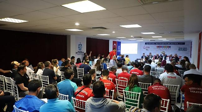 Midiler Türkiye Şampiyonası'nın Teknik Toplantısı ve Kura Çekimi Yapıldı
