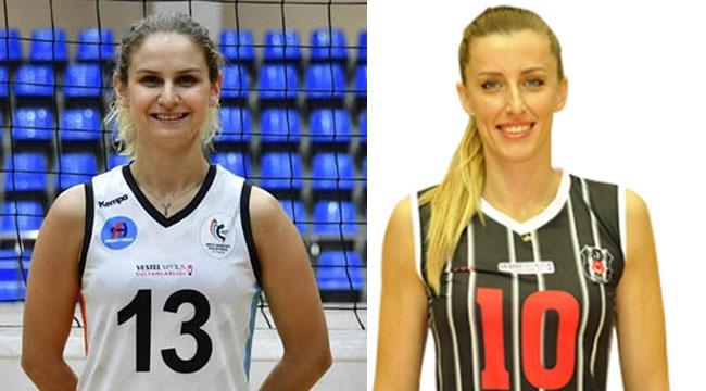 Nilüfer Belediye Spor'a iki orta oyuncu