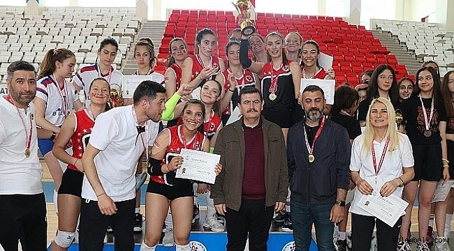 Okul Sporları Yıldızlar Türkiye Şampiyonası tamamlandı