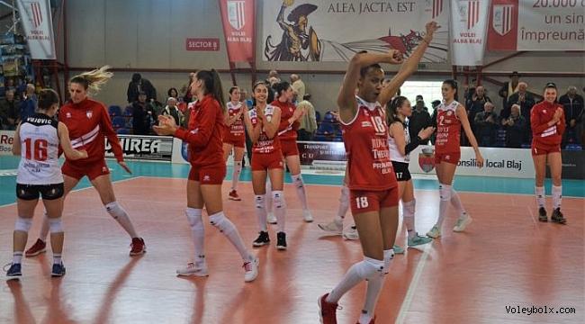 Romanya'da Alba Blaj, bir maç önceden şampiyonluğu garantiledi