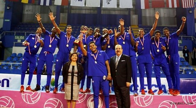 U21Erkekler Pan American Kupası şampiyonu Küba