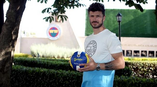 Ulaş Kıyak 2 yıl daha Fenerbahçe'de
