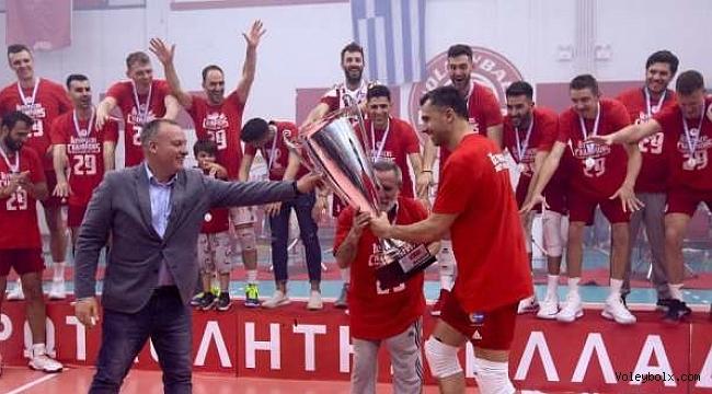 Yunanistan'da şampiyon Olympiakos