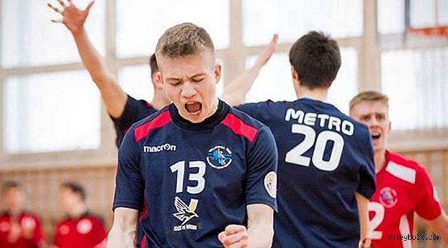 Zukowski, Polonya'dan Çekya Extra Ligi'ne transfer oldu