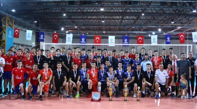 2019 Yıldız Erkekler Türkiye Şampiyonası Sona Erdi
