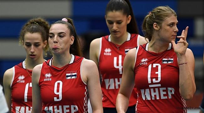 Bayanlar Altın Avrupa Ligi'nde son durum
