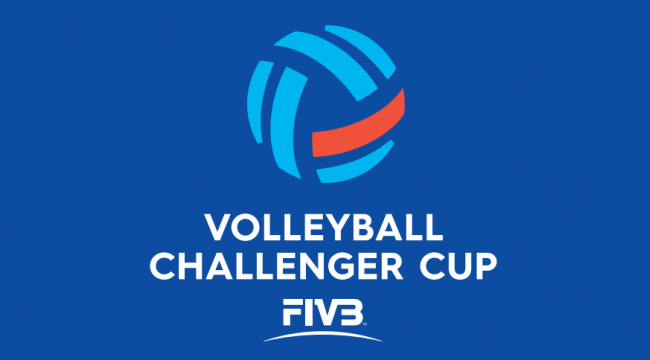 FIVB Challenger Kupası'ndaki Rakiplerimiz Belli Oldu