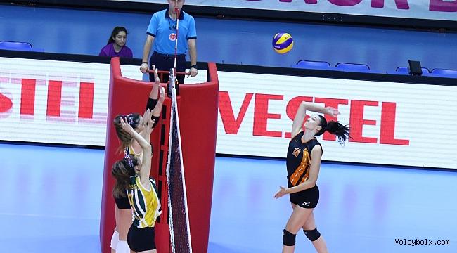 Genç Kızlar Altyapı Türkiye Şampiyonası Başladı
