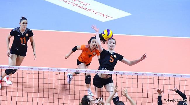 Genç Kızlar Altyapı Türkiye Şampiyonası'nda Finalistler Belli Oldu