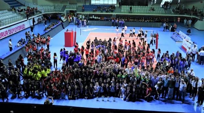İstanbul'da 2018 – 2019 Sezonu tamamlandı
