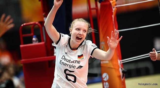 Jennifer Geerties, Imoco Volley Conegliano'da..