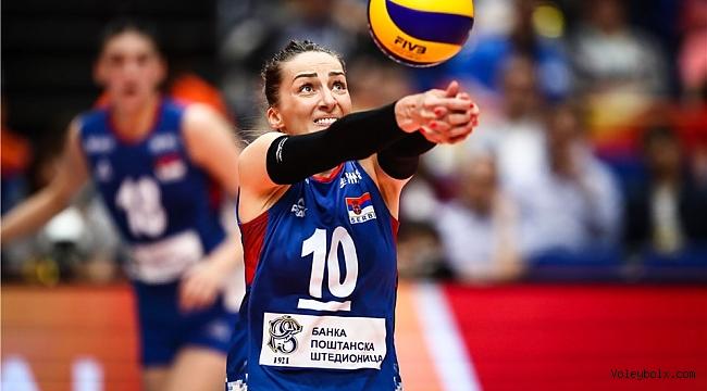 Maja Ognjenovic VakıfBank'ta