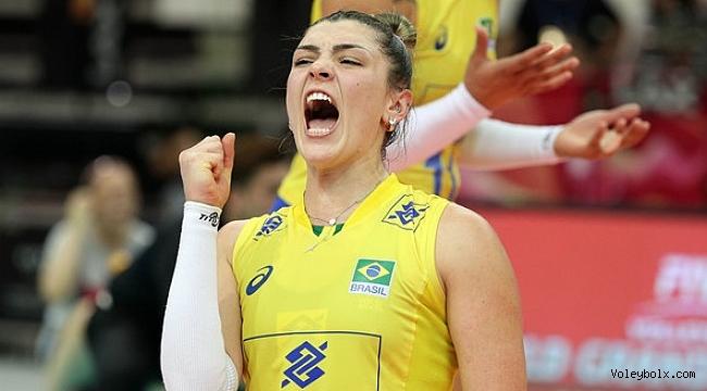 Rosamaria Montibeller'in yeni takımı Perugia