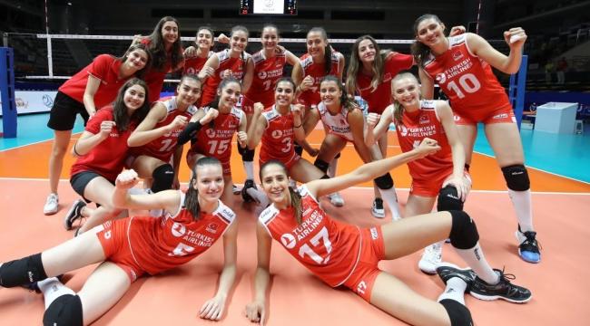 U19 Bayan Milli Takımımız, Balkan Şampiyonası'nda Galibiyetle Başladı