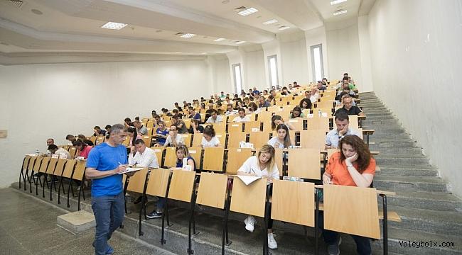 Ulusal ve Uluslararası Hakem Klasman Sınavı Ankara'da Yapıldı