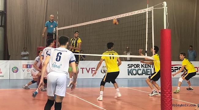 Yıldız Erkekler Türkiye Şampiyonası'nda Grup Karşılaşmaları Sona Erdi