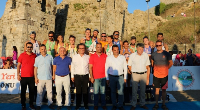 2019 TVF Pro Beach Tour Sinop Etabı Sona Erdi