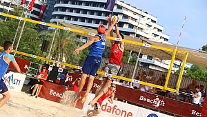 2019 U22 Plaj Voleybolu Avrupa Şampiyonası Sona Erdi