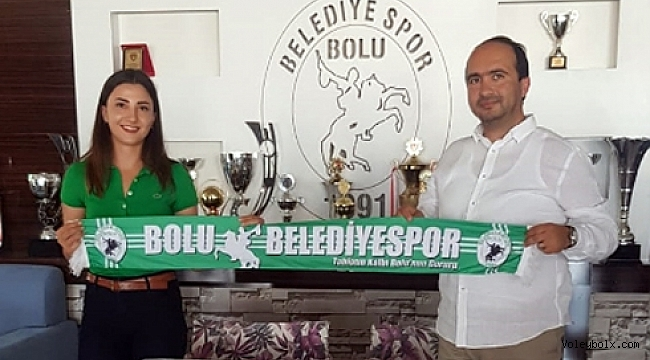 Bolu Belediyespor'a transfer oldu