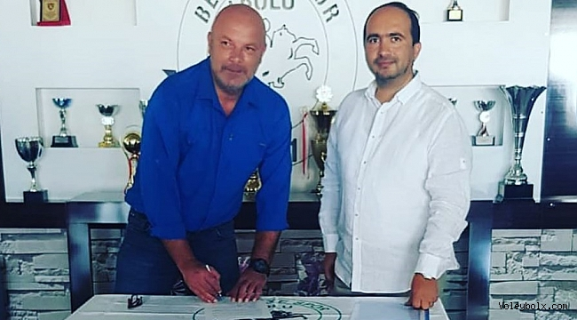 Bolu Belediyespor'un yeni antrenörü Salih Yergin