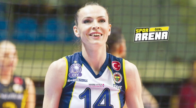 """Eda Erdem Hürriyet'e konuştu:""""Her kulvarda şampiyonuz"""""""