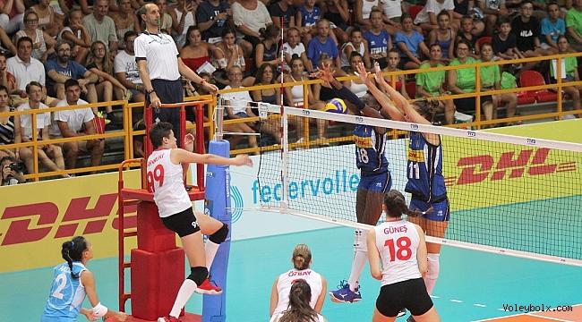 Filenin Sultanları, 2. Hazırlık Maçında İtalya'yı 3-1 Mağlup Etti