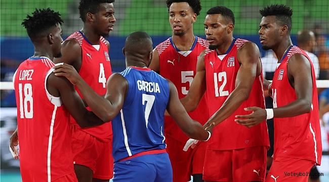 FIVB Challenger Kupası Yarı Finalinde Rakibimiz Küba
