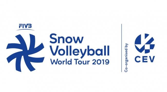 FIVB'den Kar Voleybolu Dünya Turu'nda Türkiye'ye Özel Davet
