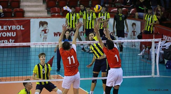 Genç Erkekler Türkiye Şampiyonası'nda Yarı Final Eşleşmeleri Belli Oldu