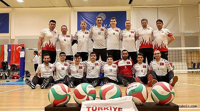 Milli voleybolcularımız Avrupa Şampiyonası'nda