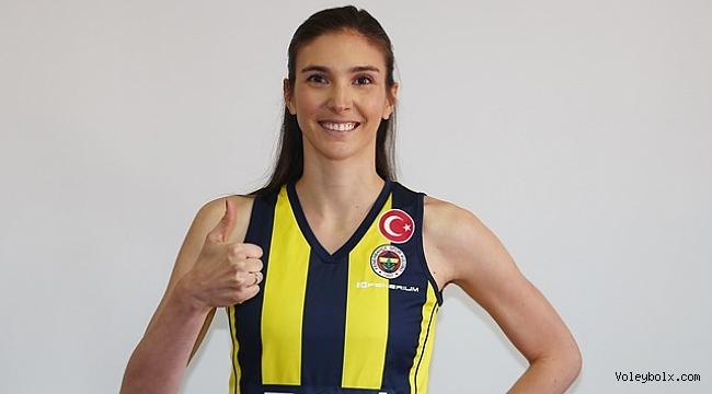 Naz: Fenerbahçe'de keyifli günler bizi bekliyor