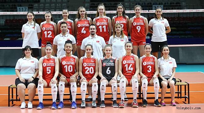 U16 Küçük Kız Milli Takımımız, Avrupa Şampiyonası'nda Sahne Alıyor