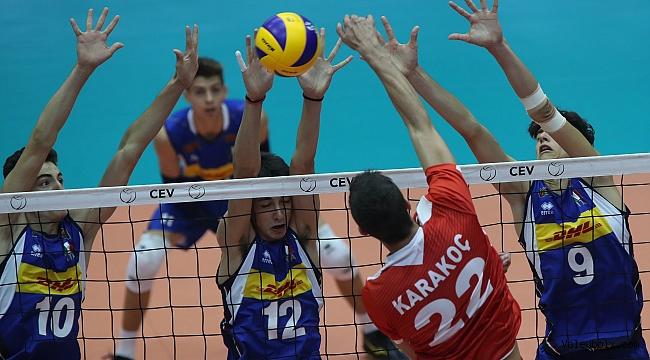 U17 Küçük Erkek Milli Takımımız, Avrupa Şampiyonası'nı 6. Sırada Tamamladı