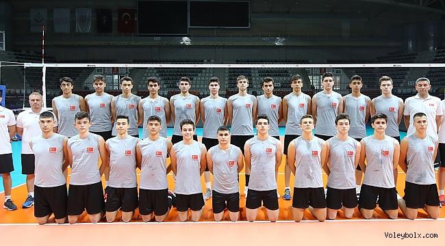 U17 Küçük Erkek Milli Takımımız, Balkan Şampiyonası'nda Sahne Alıyor