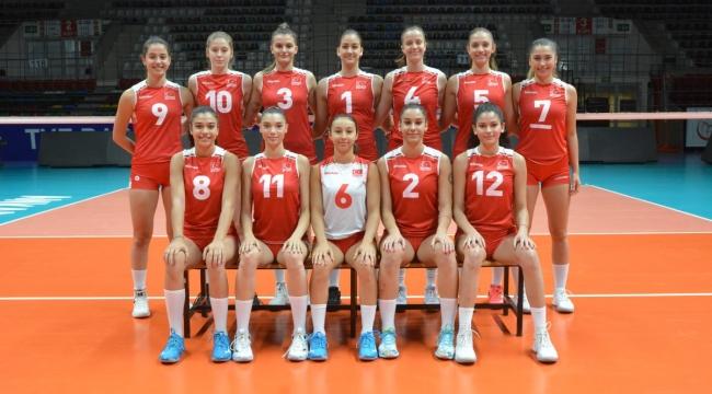 U18 Genç Kız Milli Takımımız, EYOF İlk Maçında Belarus'a 3-0 Mağlup Oldu