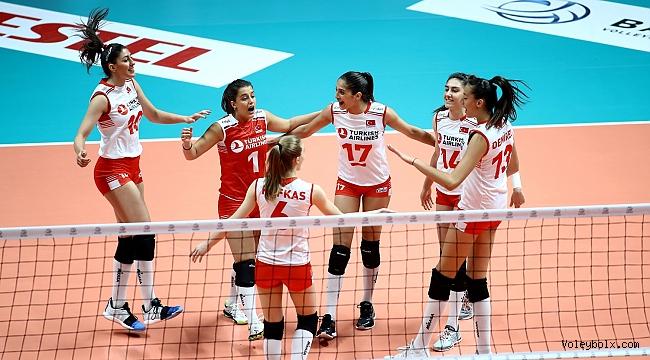 U19 Genç Kız Milli Takımımız, Balkan Şampiyonu