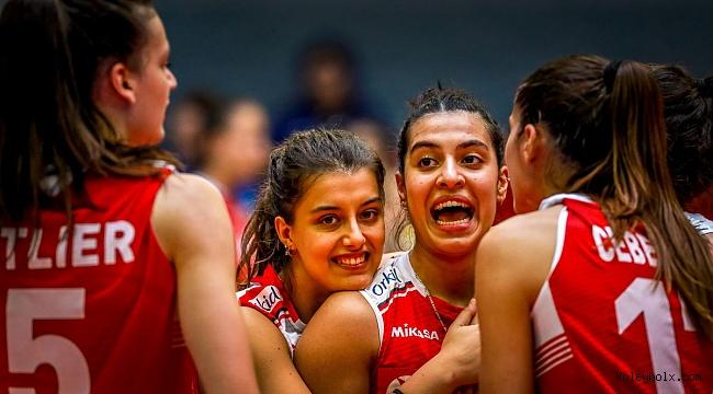 U20 Genç Kız Milli Takımımız, 2. Tura Galibiyetle Başladı