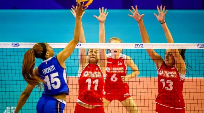 U20 Genç Kız Milli Takımımız, Bronz Madalya Maçına Çıkacak