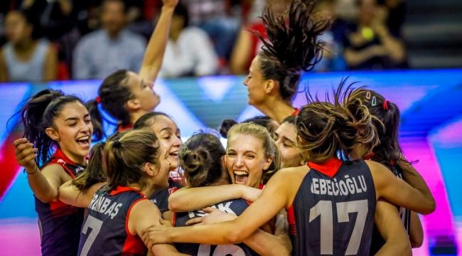 U20 Genç Kız Milli Takımımız, Dünya Şampiyonası'nda Son 4'te