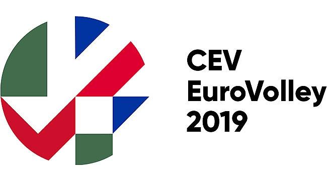 2019 CEV Kadınlar Avrupa Voleybol Şampiyonası start alıyor...