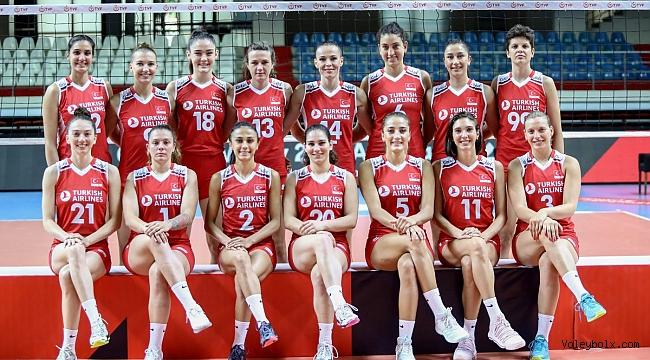 A Milli Kadın Voleybol Takımımız, Gloria Cup'ta Sahne Alacak