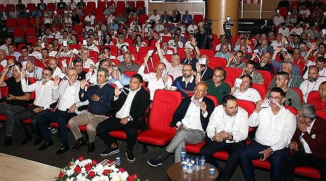 Antalyaspor Kulübü'nden voleybol takımı için genel kurul kararı