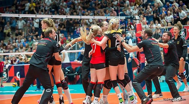 Avrupa Şampiyonası'nda 4. gün tamamlandı...