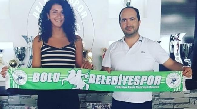 Bolu Belediyespor Yaren Sencel'i transfer etti