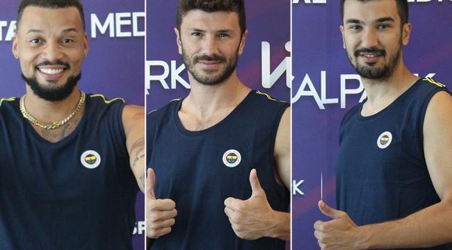 Fenerbahçe Erkek Voleybol Takımı sağlık kontrolünden geçti